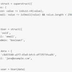 Simple Data Validation In JavaScript – superstruct