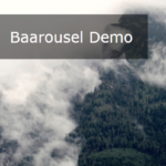 Responsive Fullscreen Carousel With CSS3 And Vanilla JavaScript – Baarousel