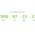Countdown Timer Plugin With Pure JavaScript – TimezZ
