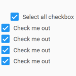 Check All Checkboxes With Pure JavaScript – check.js