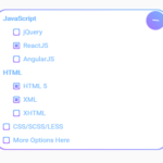 Pretty Select Box Replacemenet With Pure JavaScript – tastySelect