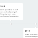 Responsive Horizontal/Vertical Timeline In Vanilla JavaScript – timeline.js