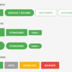 Modern Starter CSS Framework – Mustard UI