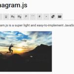 Minimal Rich Text Editor In JavaScript – Panagram.js