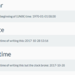 Convert UNIX Timestamp To Date In JavaScript – TimeElement.js