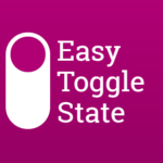 Toggle State Of DOM Element – easy-toggle-state