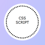 Create Circular Action Button With Dotted Border – dotborder.js