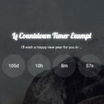 Modern Countdown Timer In Vanilla JavaScript – Ls Countdown