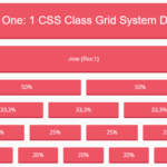 Infinite Grid System Based On CSS Flexbox – Flex One