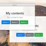 Toast/Popup/Modal/Dialog JavaScript Library – JSFrame.js
