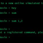 Lightweight Terminal Emulator In Pure JavaScript – terminal.js
