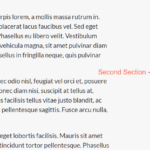 Side Navigation For One Page Scroll Web App – Easy Scroll Dots