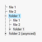 Simple Folder Tree With JSON And JavaScript – tree.js