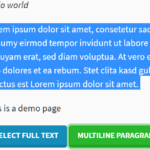 Lightweight Text Selection JavaScript Library – text-select
