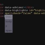 Tiny HTML/CSS/JavaScript Code Editor – OnCode
