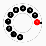 Input Numbers With A Rotary Dialer – Rotary Dial