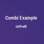 Keyboard Shortcut Handling In Pure JavaScript – Combi