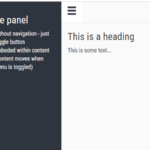 Multifunctional Sliding Drawer Plugin In JavaScript – toolslide.js