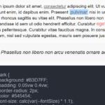 Fluid Typography CSS Library – fluiditype