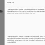 Easy Sliding Drawer In Vanilla JavaScript