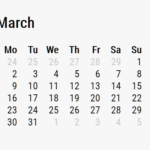 Developer-friendly Calendar Generator In JavaScript – Calendar Base