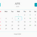 Basic Calendar Date Picker In JavaScript – date-picker.js