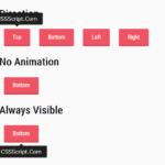 Moder Pure CSS Tooltip Library – Cooltipz.css