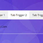 Minimal Tab Switcher In Vanilla JavaScript