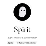 Lightweight Reader-Centric CSS Framework – spirit.css