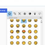 Customizable JavaScript Emoji Picker – fgEmojiPicker.js