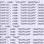 Tiny Key Binding JavaScript Library – Tinykeys.js