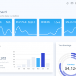 Full-featured Bootstrap 5 Admin Dashboard Template – Voler