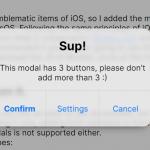 macOS Style UI Framework – Puppertino