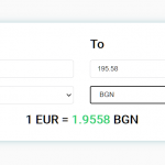 Easy Online Currency Converter In JavaScript