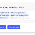 Multiple Emails Input In Vanilla JavaScript – emails-input.js