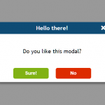 Tiny Confirmation Modal In Vanilla JavaScript