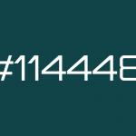 Hexadecimal Color Clock In JavaScript – clock.js
