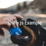 Add Parallax Scrolling Effect To Background Images – Shifty
