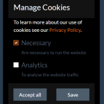 Customizable GDPR Cookie Consent Popup In JavaScript – Cookify