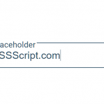 Gmail Login Inspired Animated Placeholder In CSS