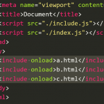 Include External HTML Into Your Pages – include.js