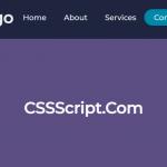Simplest Sticky Header Nav In JavaScript