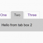 Minimal SEO-friendly Tabs In JavaScript