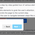Feature-rich Step-by-Step User Guide In JavaScript – webtour.js