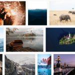 Responsive Justified Photo Gallery In JavaScript – Cube Gallery