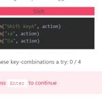 Bind Keyboard Shortcuts To Custom Actions – Keywatch