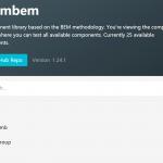 Modular UI Component Library – vrembem