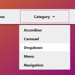 Accessible Dropdown Nav With Vanilla JavaScript – Clicky Menus