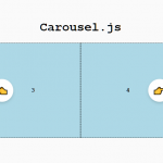 Infinite Carousel Using JavaScript & CSS Animations – Carousel.js