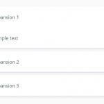 Minimal Clean Accordion JavaScript Library – nano-expansion